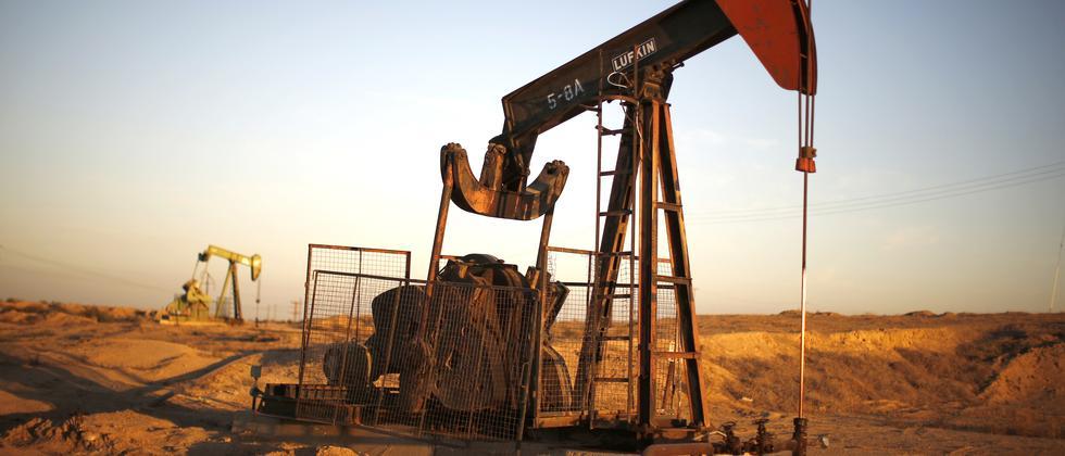 Öl Ölförderung