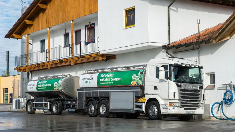 Was bewegt Barbara Scheitz?: Turmbau zu Andechs