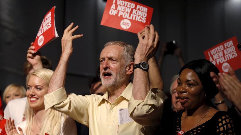 Labour Party: Auf dem Weg ins linke Abseits