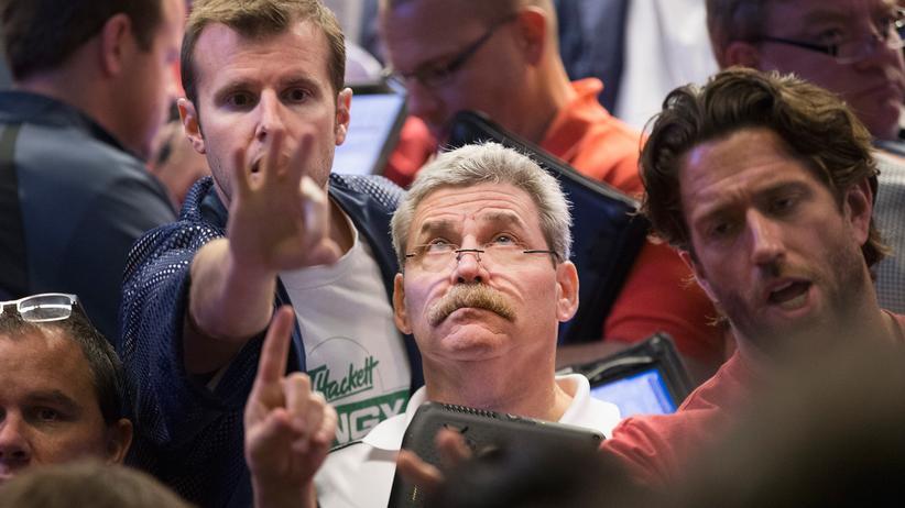Fed: Worauf warten die Notenbanker?