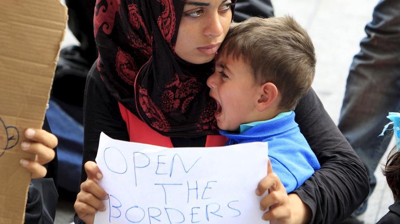 Wirtschaft, Schlepper, Schlepper, Flüchtling, Europa, Migration