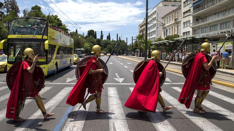 Griechenland: Drei Hilfspakete, ein Referendum und noch eine Neuwahl