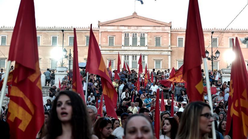 Griechenland Linke