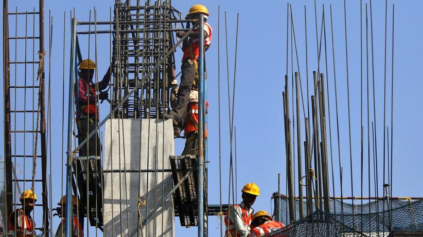 Indien China Wirtschaftsmacht Konkurrenz