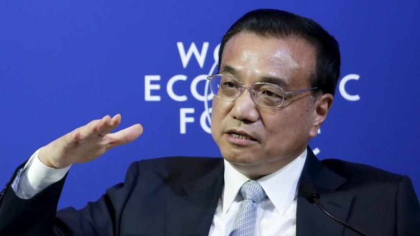 Weltwirtschaftsforum: China verschießt sein Pulver