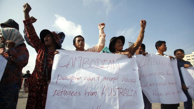 Australien: 8,5 Millionen Euro für einen Flüchtling
