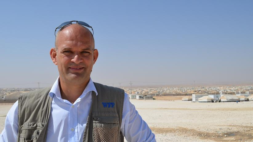 Rasmus Egendal ist als stellvertretender Direktor des UN-Welternährungsprogramms (WFP) zuständig für den Kontakt seiner Organisation zu Regierungen. Bis vor kurzem war er stellvertretender Nothilfe-Koordinator des WFP für Syrien und die Region.
