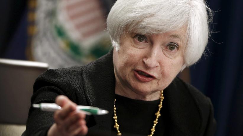 US-Leitzins Yellen