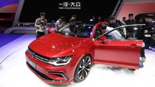Volkswagen Da Zhong China