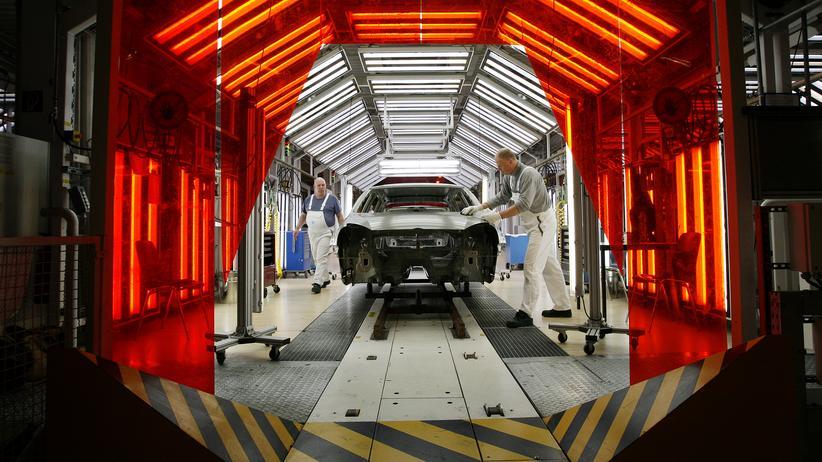 Volkswagen: Ein Weltkonzern wankt