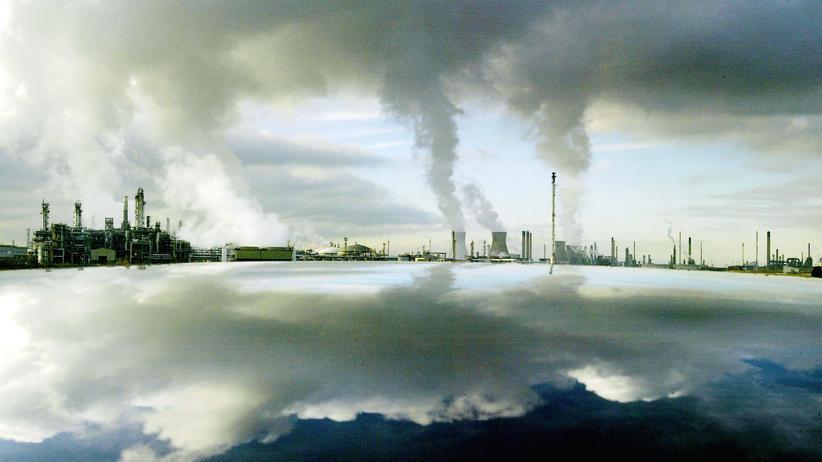 Klimakonferenz: Ölkonzerne in der Parallelwelt