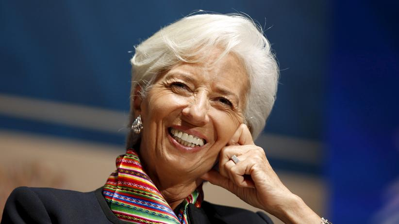 Internationaler Währungsfonds: Christine Lagarde will IWF-Chefin bleiben