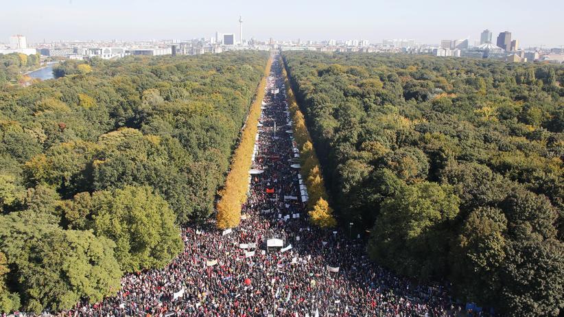 Wirtschaft, Freihandelsabkommen, TTIP, Freihandelsabkommen, EU-Kommission, Atomkraft, Protest, Umwelt