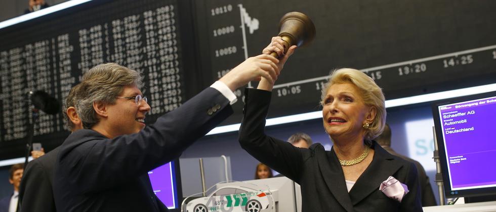 Schaeffler Aktien Börse