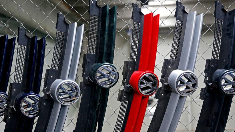 Volkswagen VW Abgas-Skandal