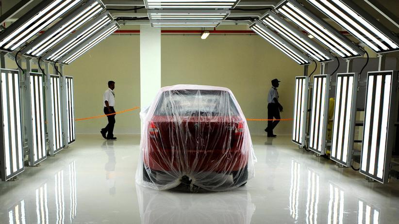 Abgasskandal: Volkswagen schließt Manipulation bei neuen Dieselmotoren aus