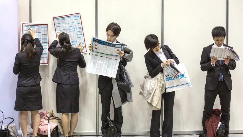 """Japan: Der Zauber der """"Abenomics"""" verfliegt"""