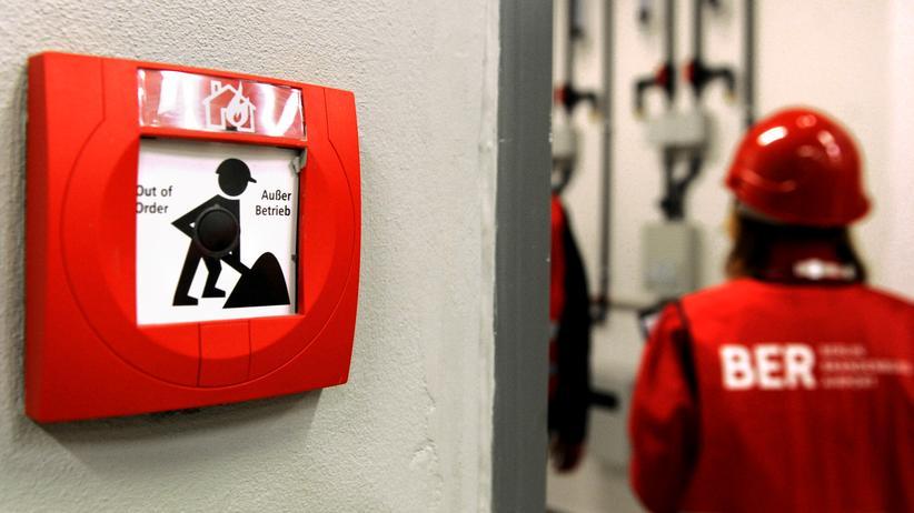 BER: Falsche Brandschutz-Fachleute am Hauptstadtflughafen