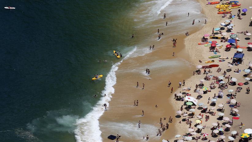 Urlaub: Krise ahoi!