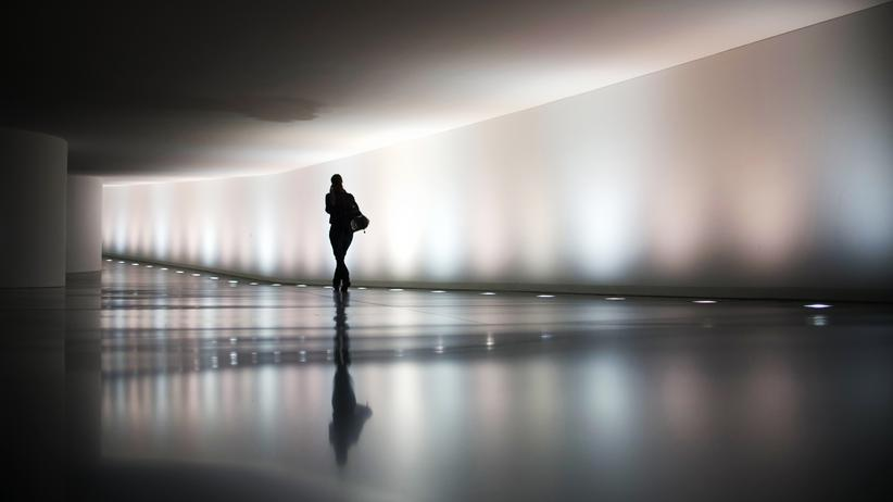 Lobbyismus: Ein Tunneldurchgang unter dem Bundestag