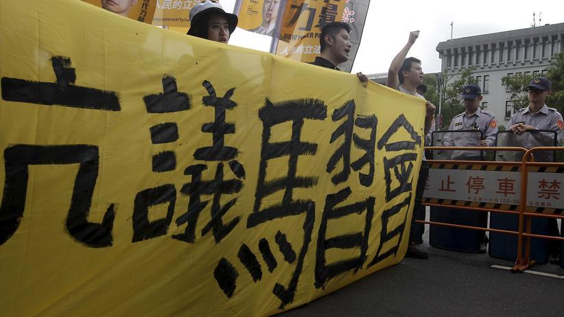 Taiwan: Historisch, aber auch fragwürdig
