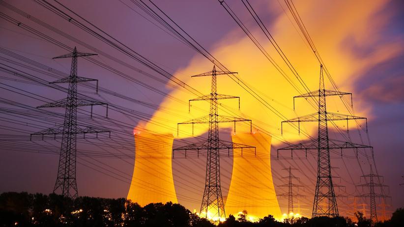 E.on Kraftwerk AKW Energiekonzern