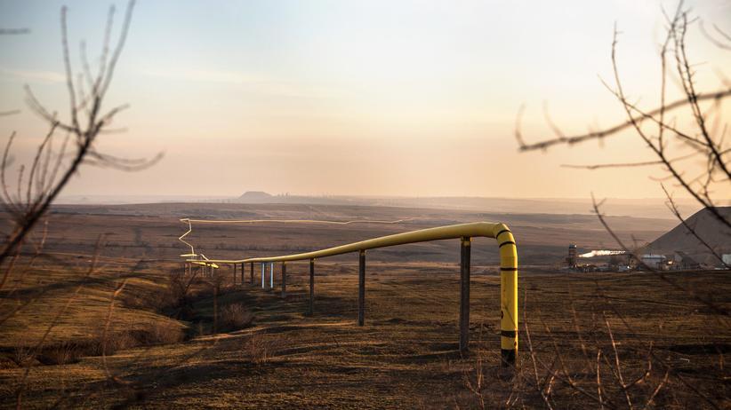 Gasstreit: Russland stoppt Gaslieferungen an die Ukraine