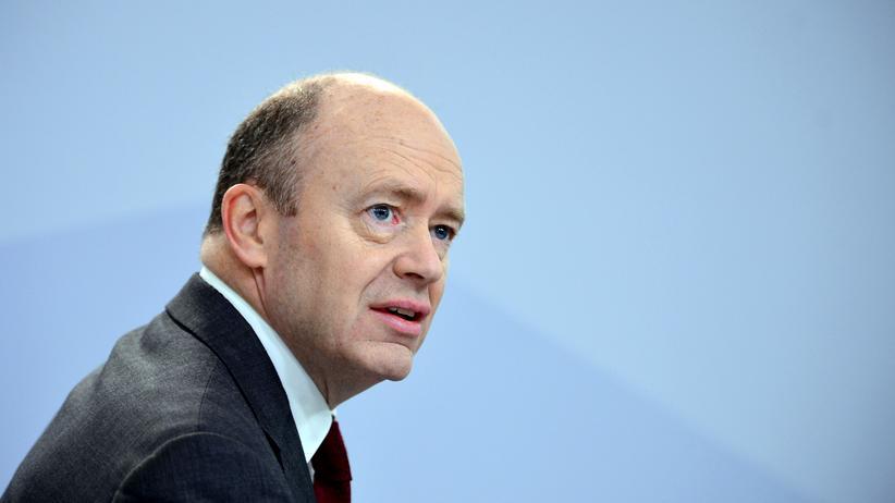 John Cryan: Der Co-Vorstand der Deutschen Bank, John Cryan