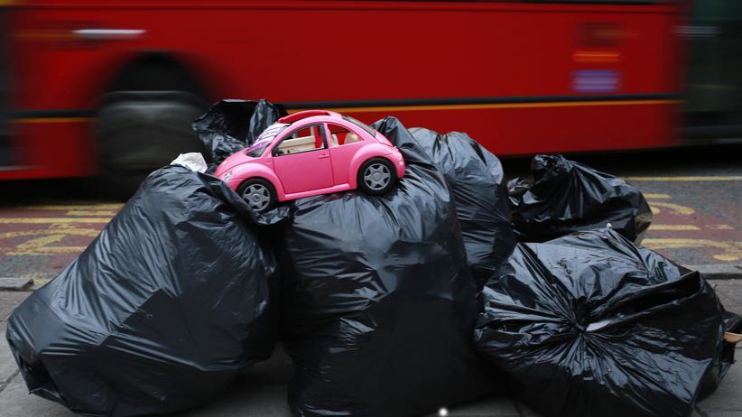 Volkswagen: VW-Aktie stürzt ab