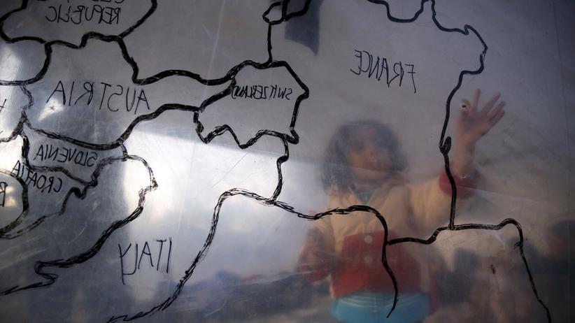 Western Union: Die Hausbank der Flüchtlinge