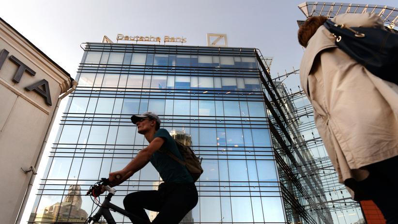 Noch mehr Schwarzgeldwäsche bei der Deutschen Bank
