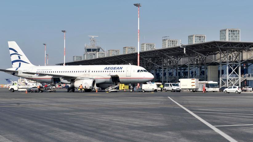 Flughafen Thessaloniki