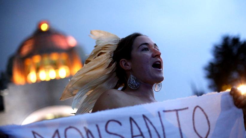 Monsanto: Bösewicht will Welt retten