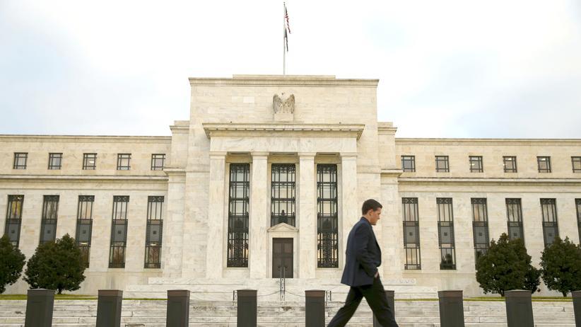 Notenbank USA Federal Reserve Washington