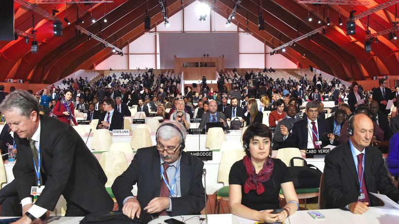 Paris Klimakonferenz COP21