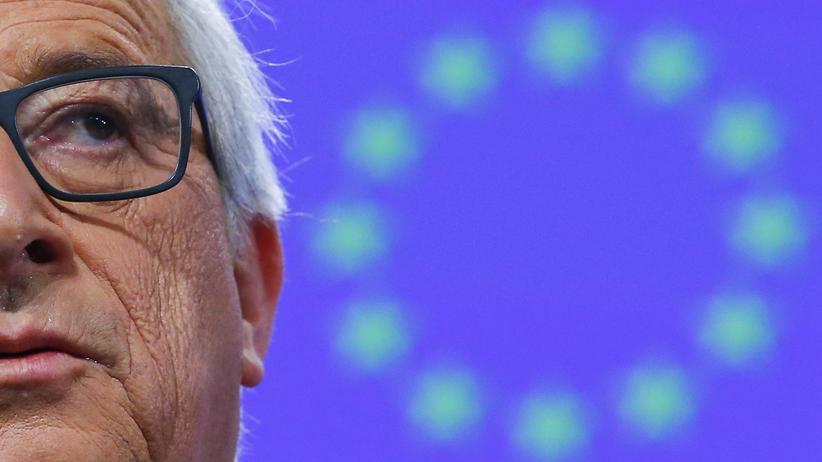Jean-Claude Juncker: EU-Kommissionspräsident Jean-Claude Juncker