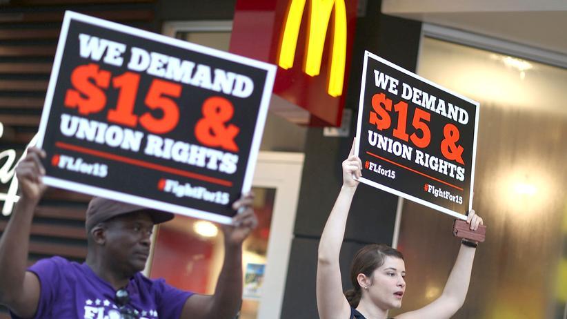 McDonald's: Zuschlagen, wo man am besten trifft