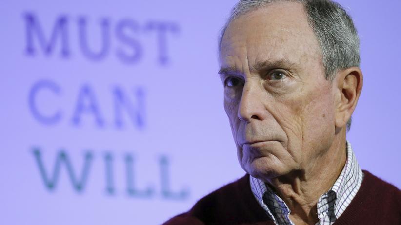 Michael Bloomberg: Macher mit Milliarden