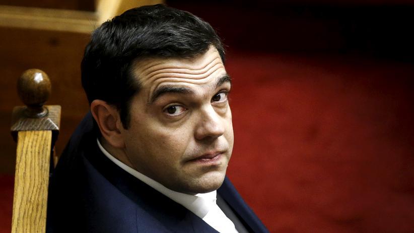 Griechenland : Tsipras, der oberste Troikaner