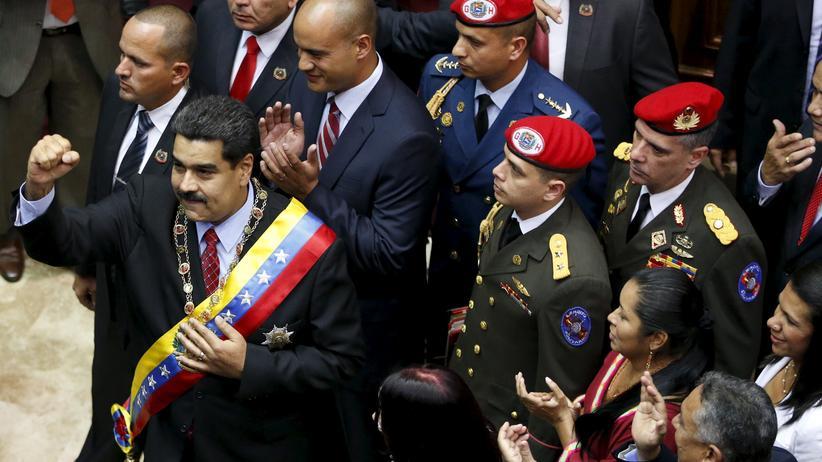 Venezuela: Präsident Maduro ruft Wirtschaftsnotstand aus