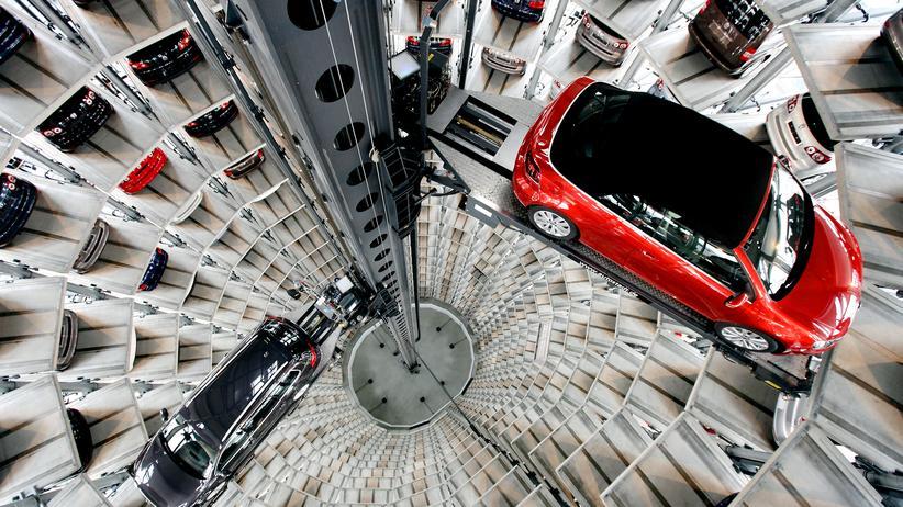 """Abgasskandal: In der betroffenen Abteilung bei VW soll ein """"Schweigegelübde"""" geherrscht haben."""