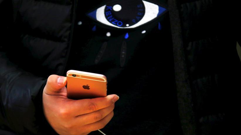 Das iPhone 6 ist das achte Modell der Smartphone-Reihe von Apple.