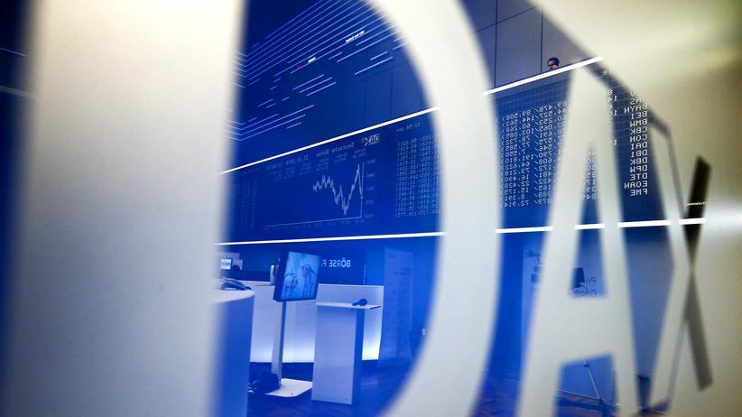 Frankfurter Börse: Dax fällt unter die Marke von 9.000 Punkten