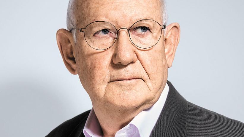ZEIT-Verleger Dieter von Holtzbrinck