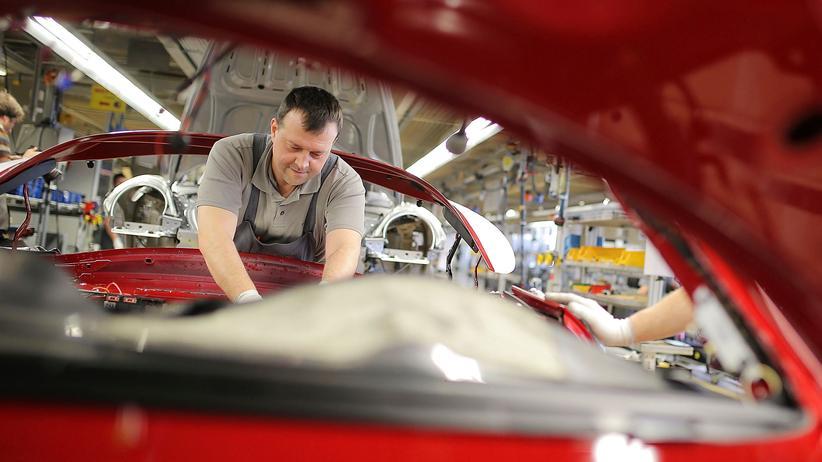 Bundesagentur für Arbeit: Arbeitslosenzahl sinkt auf 2,8 Millionen