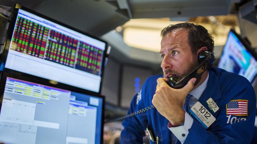 Hedgefonds: Händler an der Börse in New York