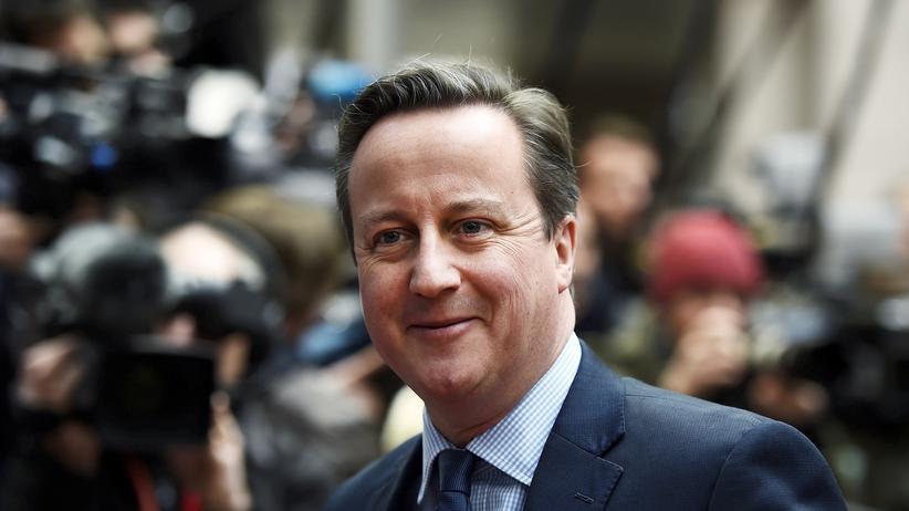 Brexit: David Cameron will die Briten über einen Austritt ihres Landes aus der EU abstimmen lassen.