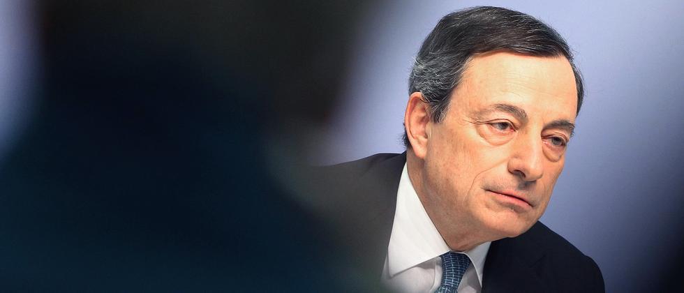 Mario Draghi EZB-Präsident