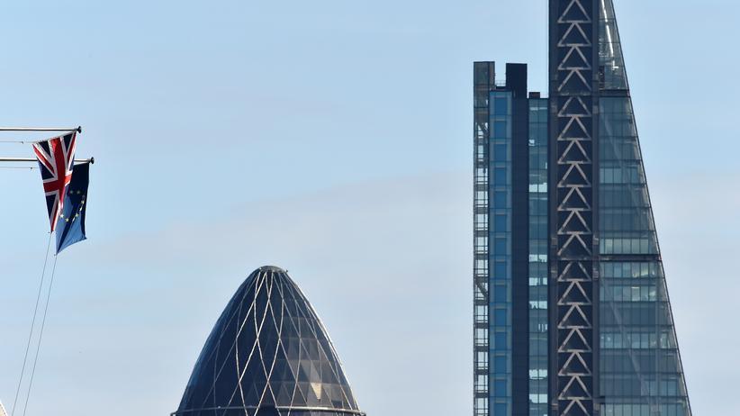 EU-Austritt: Bankenzentrum von London