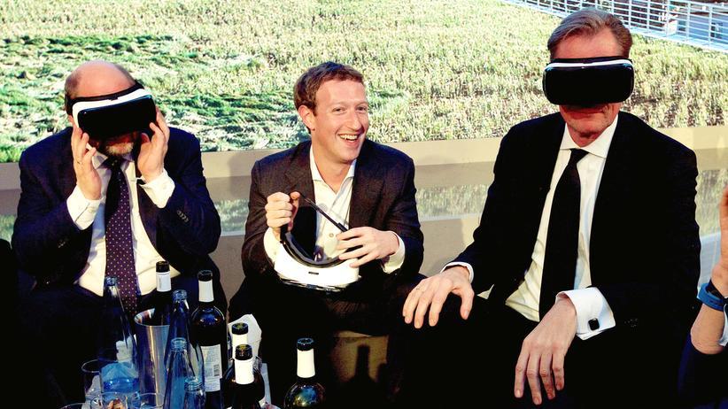 Mark Zuckerberg ist laut Forbes-Liste einer der zehn reichsten Menschen der Welt.